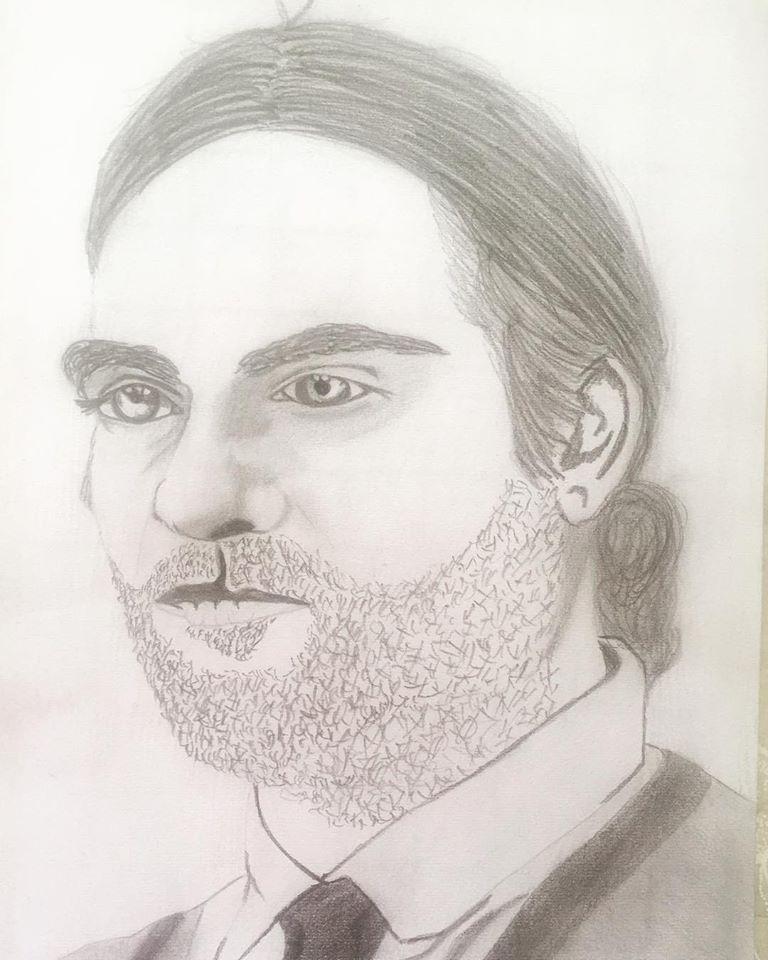 Joaquin Phoenix by LulaMP